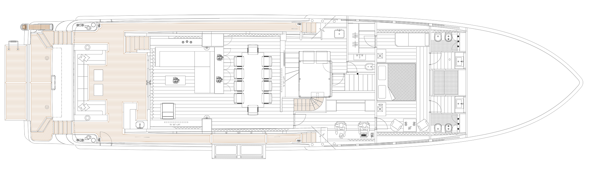 MAIN DECK - CASCO 01